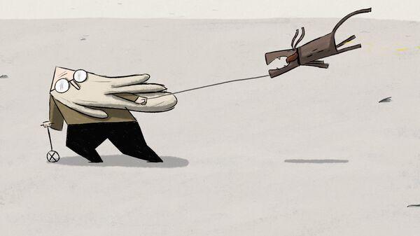 Кадр из мультфильма Ветер, который покажут в программе Победители на БФМ