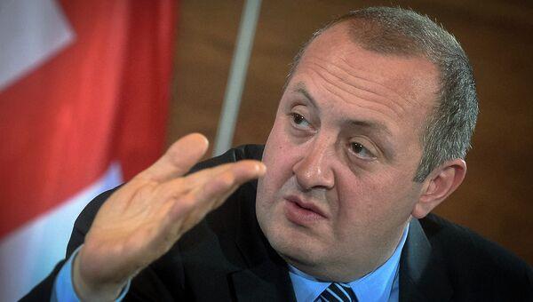 Георгий Маргвелашвили, архивное фото