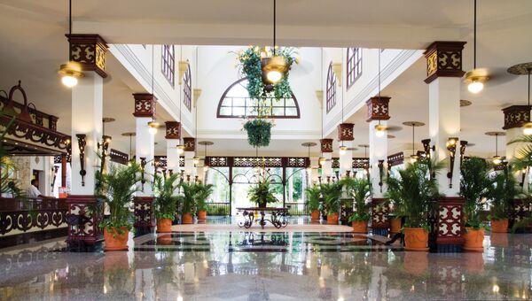 Гостиница ClubHotel Riu Bambu