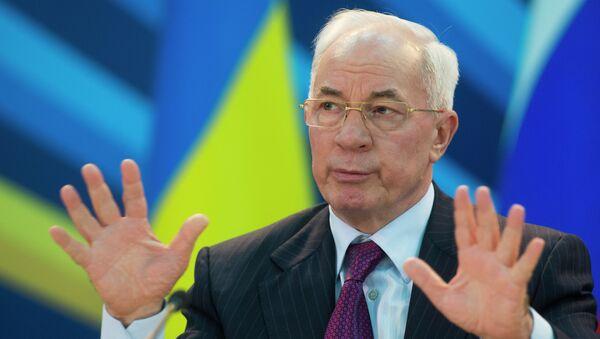 Николай Азаров, Архивное фото