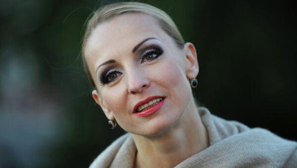 Балерина Илзе Лиепа. Архивное фото