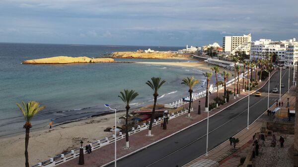 Побережье Туниса. Архивное фото