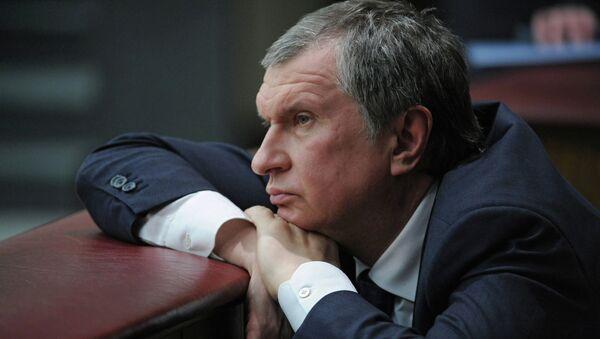 Игорь Сечин, архивное фото