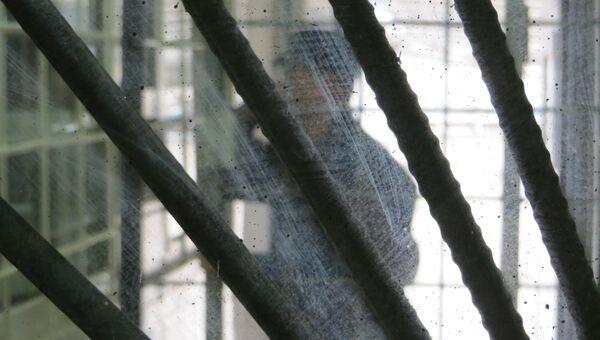 Решетка в СИЗО, архивное фото