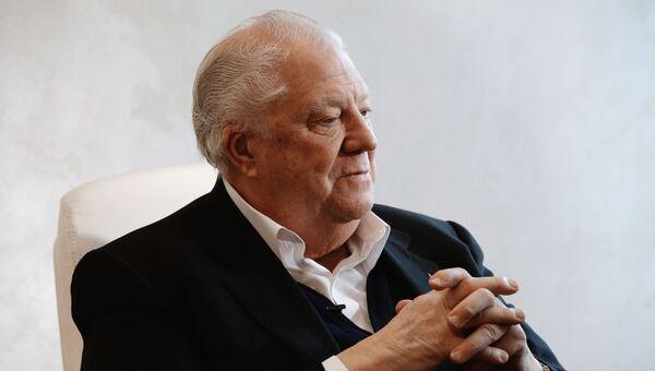 Почетный президент ОКР Виталий Смирнов. Архивное фото