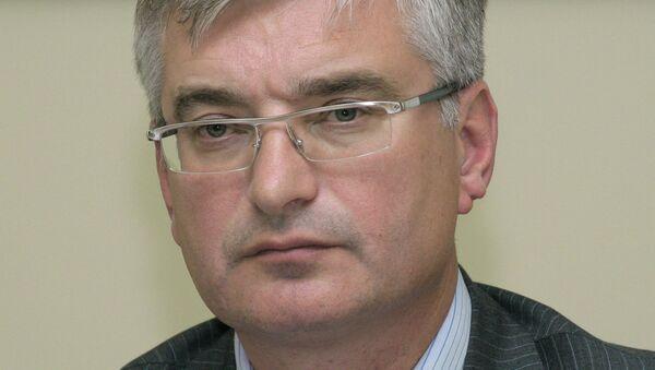 Георгий Смолеевский. Архивное фото