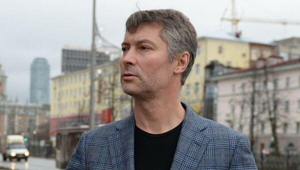 Мэр Екатеринбурга, председатель городской думы Евгений Ройзман