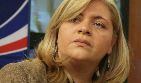 Ирина Имерлишвили. Архивное фото