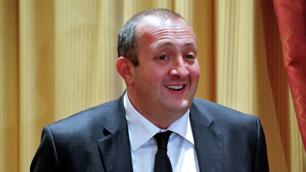 Георгий Маргвелашвили. Архивное фото