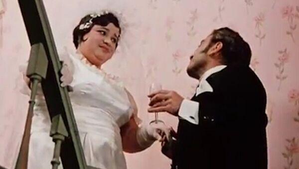 Мадам Грицацуева, жена Бунши и другие роли артистки Натальи Крачковской