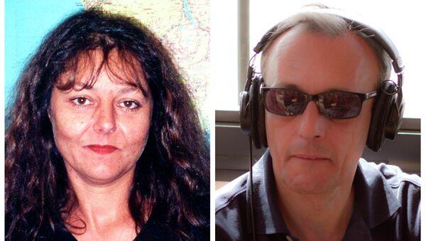 Убитые в Мали журналисты - Клод Верлон и Гилен Дюпон. Архивное фото