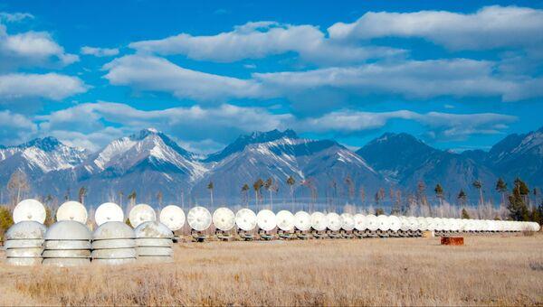 Радиоастрофизическая обсерватория Бадары в Бурятии