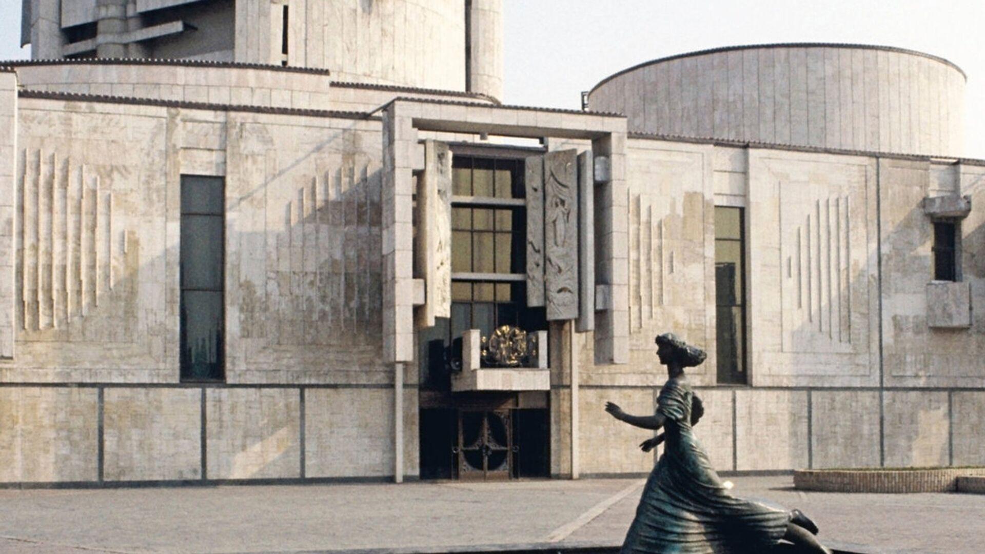 Детский музыкальный театр им. Натальи Сац - РИА Новости, 1920, 11.10.2020
