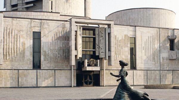 Детский музыкальный театр им. Натальи Сац. Архивное фото