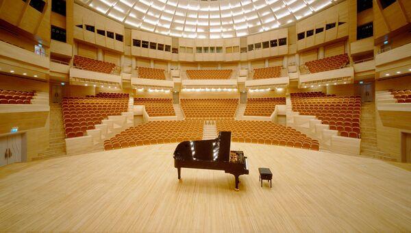 Светлановский зал Московского международного Дома музыки, архивное фото
