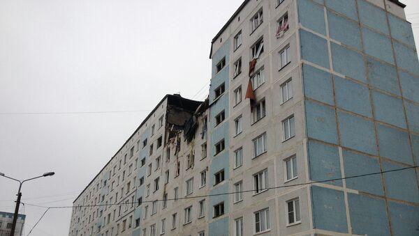 После взрыва бытового газа в поселке Загорские Дали