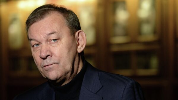 Директор Большого театра Владимир Урин. Архивное фото