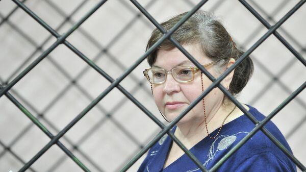 Заседание суда по делу Надежды Цапок