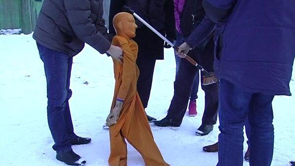 Подозреваемый показал, как забивал битой томского бизнесмена