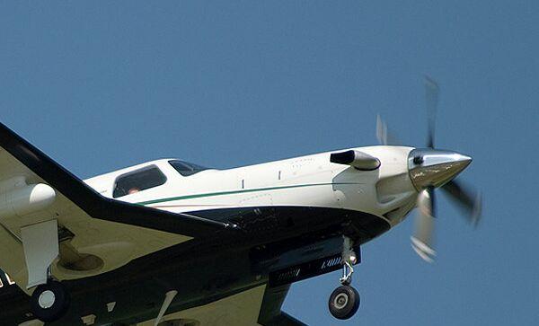 Самолет Piper PA-46. Архивное фото