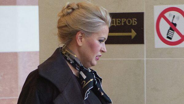 Рассмотрение вопроса о продлении срока домашнего ареста Е.Васильевой