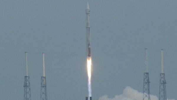 Запуск зонда Maven с космодрома на мысе Канаверал