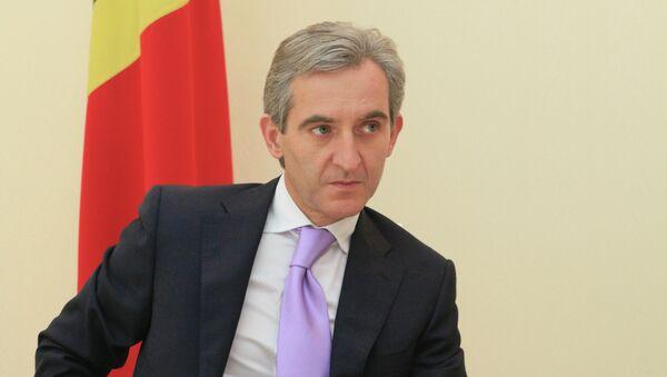 Премьер-министр Молдавии Юрие Лянкэ. Архивное фото