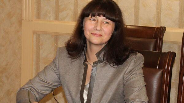 Галина Кляйн, генеральный директор ОАО Томское пиво