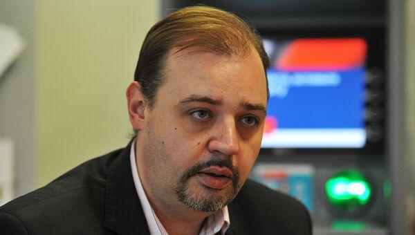 Руководитель направления терминальных приложений МТС Дмитрий Мартемьянов