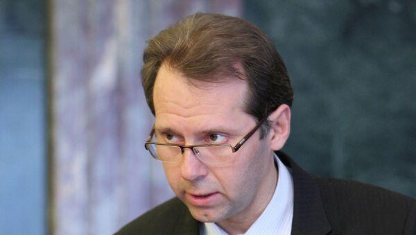 Александр Потапов. Архивное фото