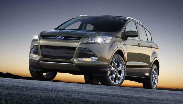 Автомобиль Ford Escape, архивное фото