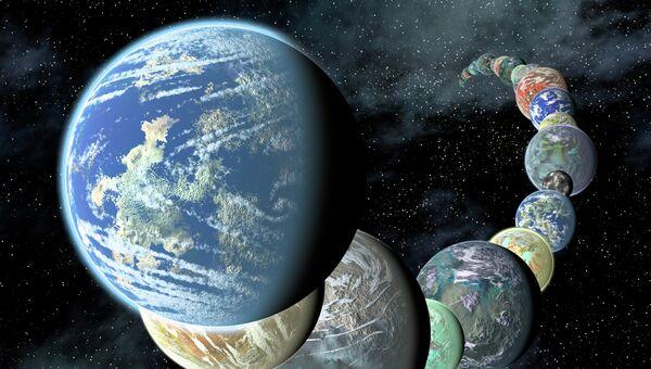 Ученые объявили, что пятая часть всех звезд, похожих на Солнце, может иметь планеты – двойники Земли