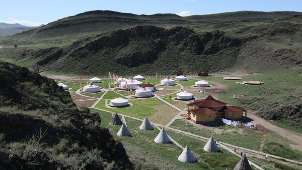 Этнокультурный комплекс Алдын-Булак