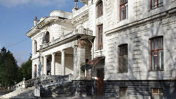 Дом Асеева в Тамбове, архивное фото