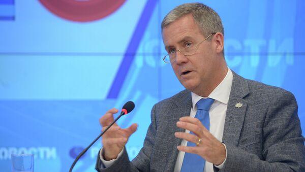 Посол Австралии в России Пол Майлер