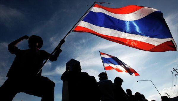 Протесты в Таиланде. Архивное фото