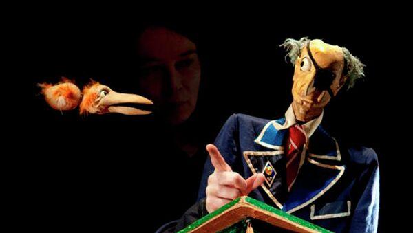 Театр марионеток Резо Габриадзе