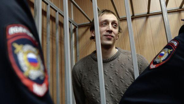 Артист балета Большого Театра Павел Дмитриченко. Архивное фото