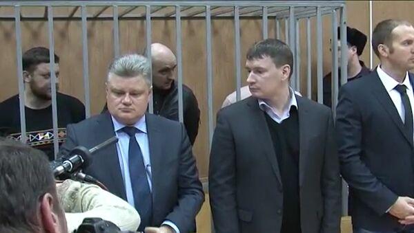 Солиста ГАБТ Дмитриченко приговорили к шести годам колонии. Кадры из суда