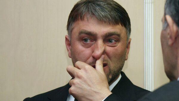 Депутат Госдумы РФ Адам Делимханов. Архивное фото
