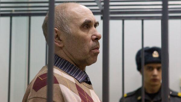 Суд Томска арестовал А.Кожевникова, обвиняемого в убийстве бизнесмена и его зама