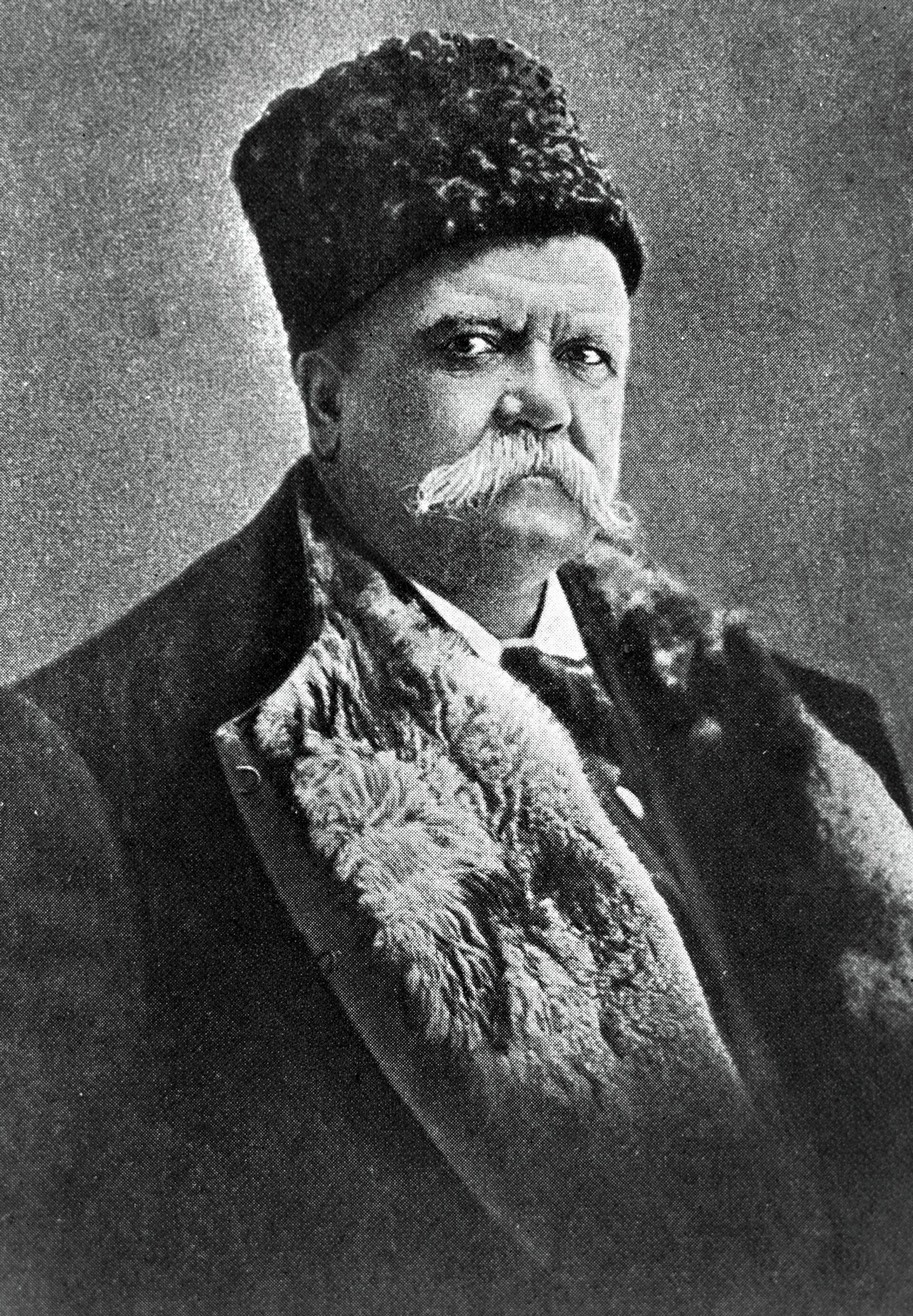 Писатель Владимир Гиляровский - РИА Новости, 1920, 17.01.2021