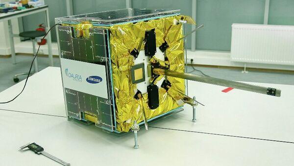 Спутник DX-1, созданный компанией Даурия Аэроспейс