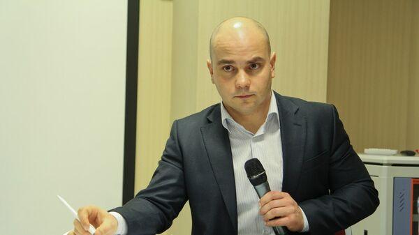 Андрей Пивоваров. Архивное фото