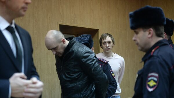 Оглашение приговора по делу о нападении на Сергея Филина