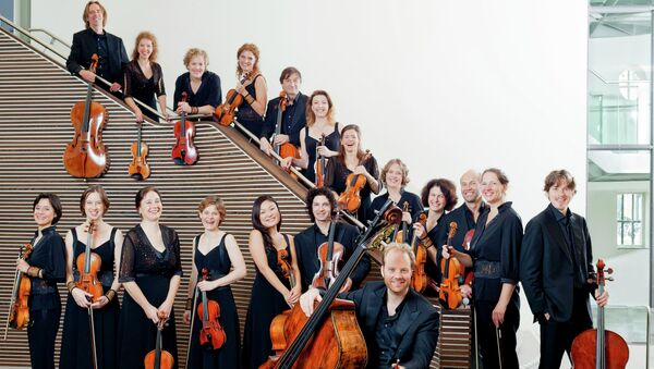 Камерный оркестр Амстердам симфониетта