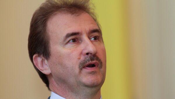 Бывший глава киевской городской госадминистрации Александр Попов. Архивное фото