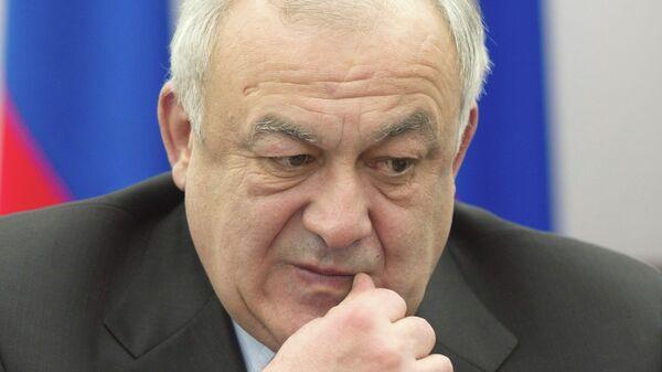 Глава Северной Осетии Таймураз Мамсуров