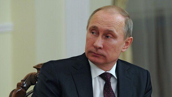 В.Путин провел встречу с российскими правозащитниками
