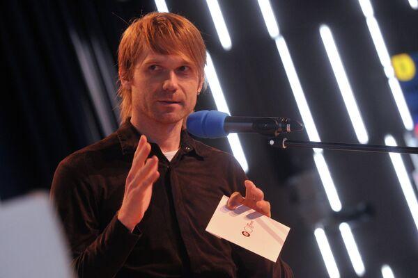 Основатель и идеолог краудфандинг-ресурса Planeta.ru Макс Лакмус